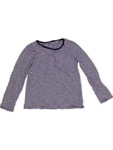 T-shirt manches longues fille NUTMEG gris 9 ans hiver #1296039_1