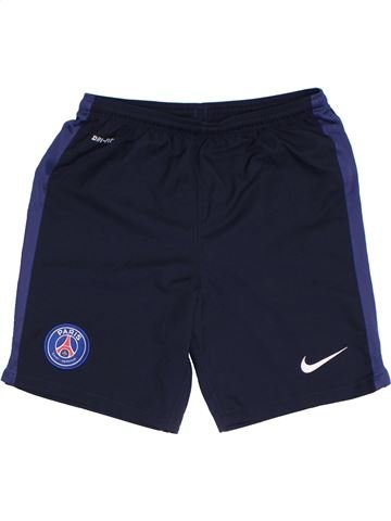 Pantalon corto deportivos niño NIKE azul 12 años verano #1296048_1