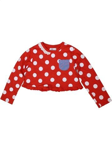 T-shirt manches longues fille LADYBIRD rose 6 ans hiver #1296483_1