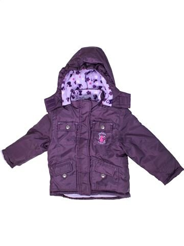 Abrigo niña BERTI violeta 4 años invierno #1297181_1