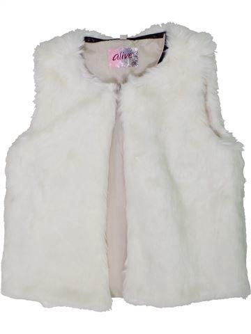 Chaleco niña ALIVE blanco 12 años invierno #1297617_1