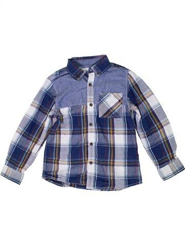 Camisa de manga larga niño MATALAN gris 7 años invierno #1297723_1
