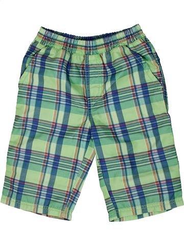Short - Bermuda garçon KIDS vert 8 ans été #1297891_1