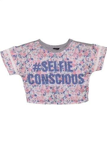 Camiseta de manga corta niña KYLIE violeta 12 años verano #1298163_1