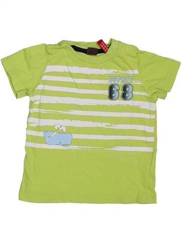 Camiseta de manga corta niño ESPRIT verde 6 meses verano #1298173_1