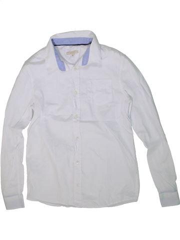 Camisa de manga larga niño JOHN LEWIS blanco 12 años invierno #1298572_1