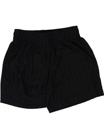 Pantalon corto deportivos niño F&F negro 4 años verano #1298817_1