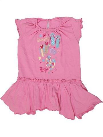 Túnica niña MATALAN rosa 2 años verano #1299027_1