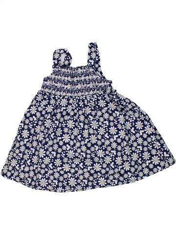 Robe fille DEBENHAMS bleu 2 ans été #1299674_1