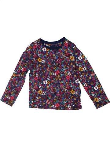 Camiseta de manga larga niña TU violeta 6 años invierno #1300022_1