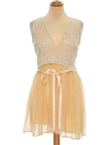 Vestido de noche mujer RIBBON 38 (M - T1) verano #1300027_1