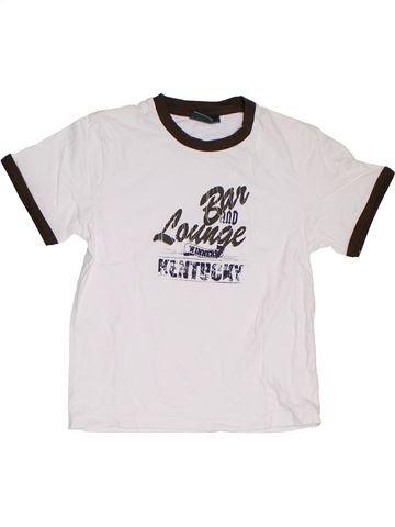 Camiseta de manga corta niño ALIVE blanco 8 años verano #1300088_1