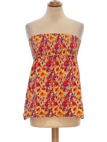 Camiseta sin mangas mujer PAPAYA 38 (M - T1) verano #1300125_1