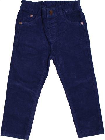 Pantalón niño TU azul 2 años invierno #1300344_1
