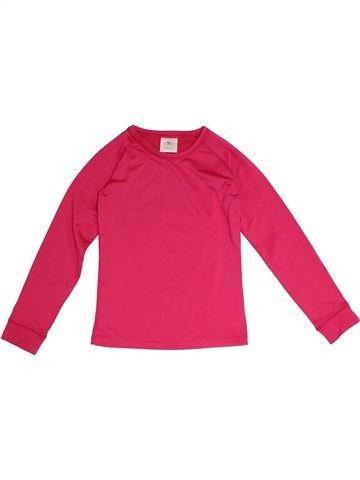 Sportswear fille CRANE rose 10 ans hiver #1300531_1