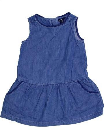 Vestido niña GAP azul 2 años verano #1300593_1