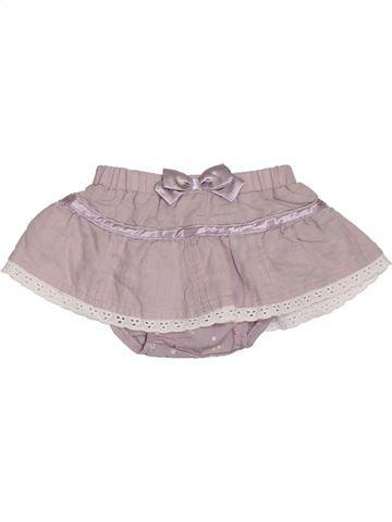 Falda niña BABY BOUTIQUE rosa 1 mes verano #1300623_1