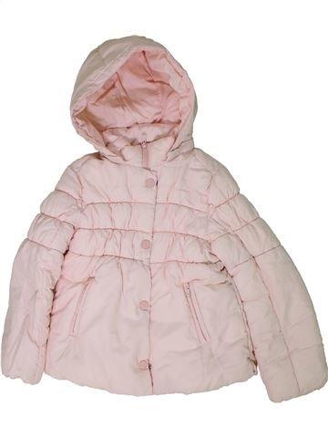 Plumífero niña BENETTON rosa 8 años invierno #1300683_1