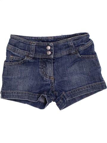Short-Bermudas niña BODEN azul 4 años verano #1300773_1