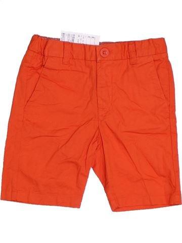 Short - Bermuda garçon H&M rouge 4 ans été #1301041_1