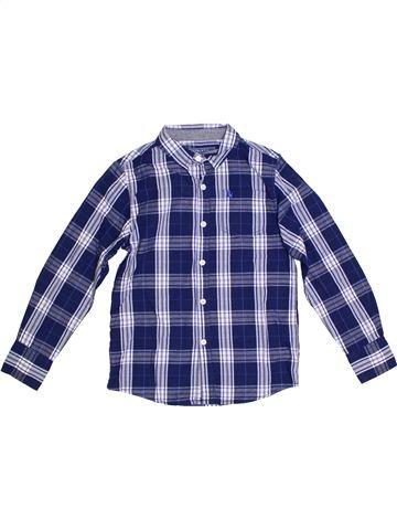Chemise manches longues garçon PRIMARK bleu 9 ans hiver #1301111_1