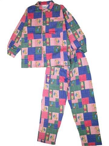 Pijama de 2 piezas niña RINGELLA gris 12 años invierno #1301136_1