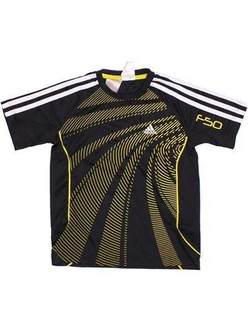 Camiseta deportivas niño ADIDAS negro 8 años verano #1301176_1