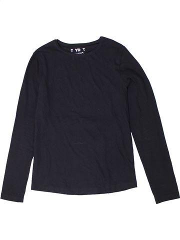 Camiseta de manga larga niña PRIMARK azul oscuro 11 años invierno #1301212_1
