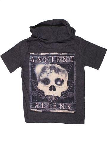Camiseta de manga corta niño PRIMARK gris 8 años verano #1301214_1