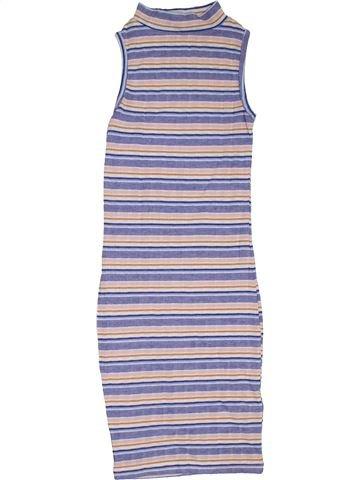 Vestido niña NEW LOOK violeta 9 años verano #1301228_1