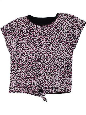 T-shirt manches courtes fille DUNNES STORES gris 9 ans été #1301231_1