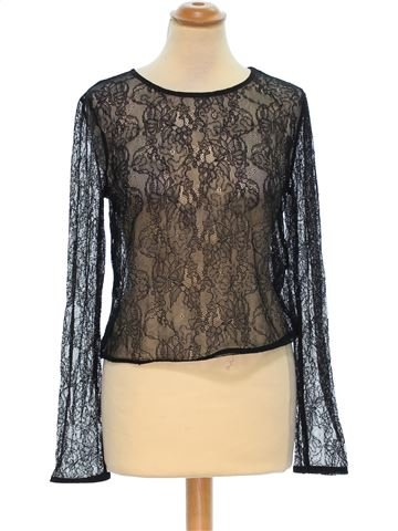 Top manches longues femme ZARA S hiver #1301488_1