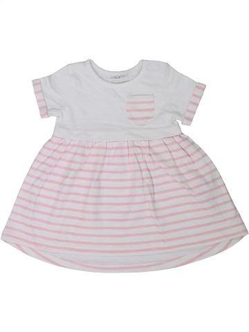 Vestido niña NEXT blanco 6 meses verano #1301532_1