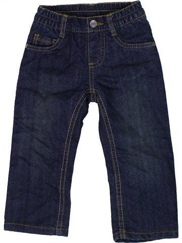Pantalón niño LUPILU azul 2 años invierno #1301716_1