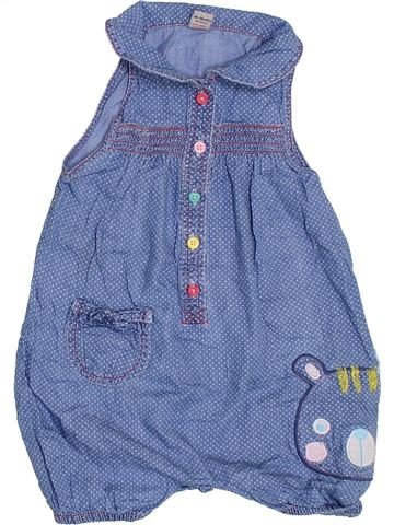 Combinación corta niña TU azul 2 años verano #1301861_1