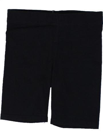 Legging niña F&F negro 6 años verano #1302005_1