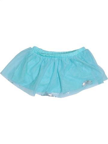Falda niña MARKS & SPENCER azul 8 años verano #1302023_1