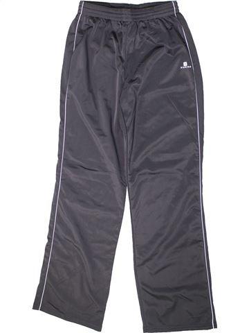 Sportswear garçon DOMYOS gris 14 ans hiver #1302036_1