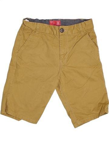Short - Bermuda garçon NEXT marron 11 ans été #1302075_1