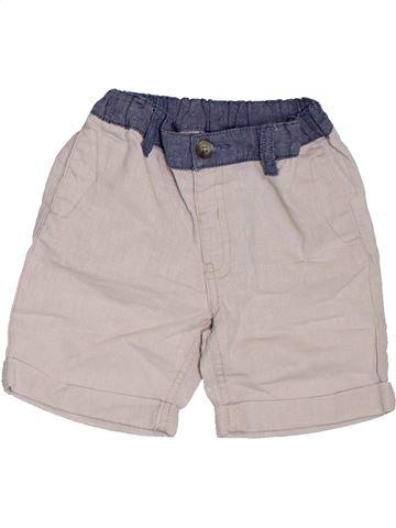 Short-Bermudas niño SANS MARQUE beige 3 años verano #1302100_1