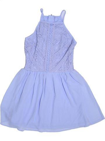 Robe fille NEW LOOK bleu 10 ans été #1302107_1