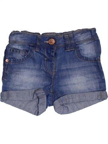 Short-Bermudas niña NEXT azul 4 años verano #1302251_1