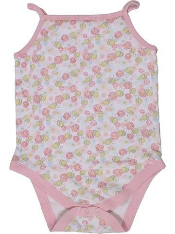 Camiseta sin mangas niña F&F rosa 2 años verano #1302289_1