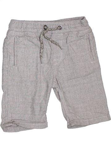 Short - Bermuda garçon NEXT gris 6 ans été #1302310_1