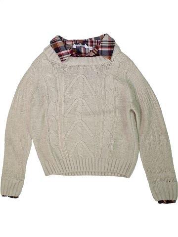 jersey niño NEW LOOK beige 14 años invierno #1302390_1