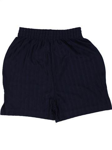 Pantalon corto deportivos niño TU negro 5 años verano #1302541_1