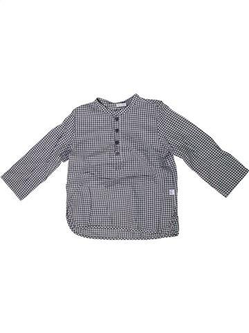 Blusa de manga larga niña IL GUFO gris 3 años invierno #1302576_1