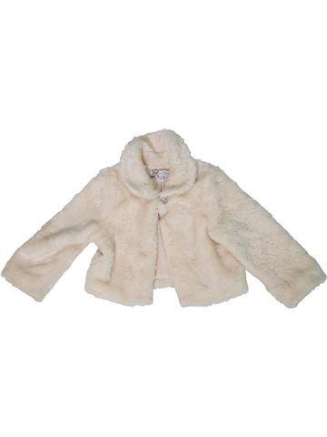 Chaqueta niña MARY LEBONE beige 4 años invierno #1302594_1