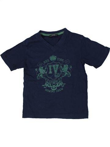 Camiseta de cuello alto niño GEORGE azul 6 años invierno #1302612_1