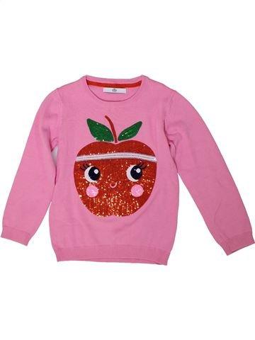 jersey niña MARKS & SPENCER rosa 7 años invierno #1302634_1